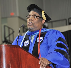 Check out this article on Douglas Thomas, Benjamin S. Quarles Endowed Professor of History at Grambling State University