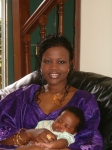 Fatou and Jeremiah 2004